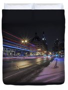 Urban Holiday  Duvet Cover