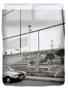 Urban Istanbul Duvet Cover