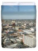 Urban Orleans Duvet Cover