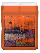 Urban Rust Duvet Cover