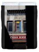 Urban Sense 1 Duvet Cover