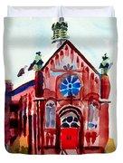 Ursuline II Sanctuary Duvet Cover