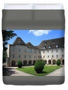Ursulinen Convent - Macon Duvet Cover