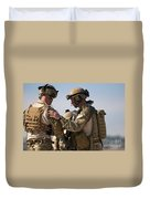 U.s. Air Force Pararescue Jumpers Duvet Cover