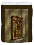 Us Mail Letter Box Duvet Cover