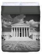 Us Supreme Court Duvet Cover