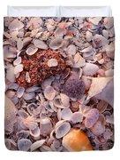 Usa, Florida, Sanibel Island, Gulf Duvet Cover