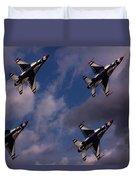 Usaf Thunderbirds Duvet Cover