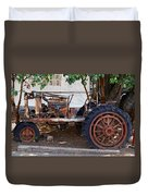 Used Tractor Duvet Cover