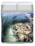 Uss Arizona Memorial- Pearl Harbor V8 Duvet Cover