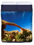 Utah Arches National Park  Duvet Cover