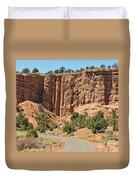 Utah Cowboy Duvet Cover