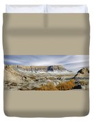 Utah Outback 43 Panoramic Duvet Cover