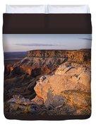 Utah Sunrise  Duvet Cover