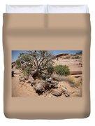 Utah Tree Duvet Cover