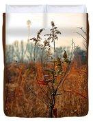 Autumn Grass6277 Duvet Cover