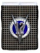 V12 Duvet Cover