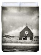Vacation Rental Duvet Cover by Edward Fielding