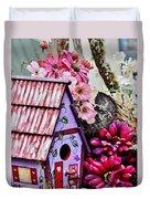 Valentine House Duvet Cover