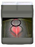 Valentines   Love Duvet Cover