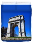 Valley Forge Glory Duvet Cover