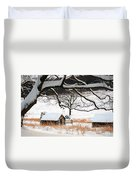 Valley Forge Winter 4 Duvet Cover