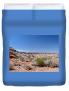 Valley Of Fire 1 Duvet Cover