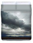 Valley Storm Duvet Cover
