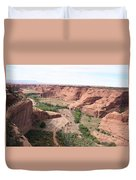 Canyon De Chelly Valley View   Duvet Cover