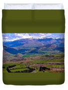 Valley Views Duvet Cover