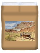 Valley Vista Duvet Cover