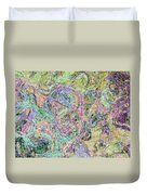 Van Gogh Style Abstract I Duvet Cover