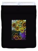 Van Gogh Sunflowers Cover Duvet Cover