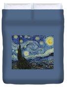 Van Gogh The Starry Night Duvet Cover