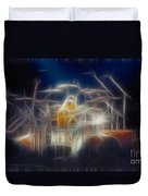 Van Halen-ou812-d32a-fractal Duvet Cover