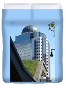 Vancouver Architecture 6 Duvet Cover