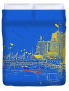 Vancouver Art 005 Duvet Cover