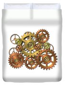 Various Gears Duvet Cover