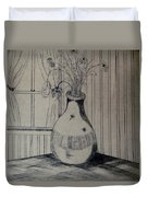 Vase Duvet Cover