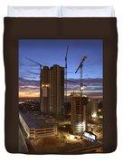 Vegas Expansion Duvet Cover by Mike McGlothlen