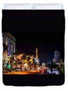 Vegas Duvet Cover