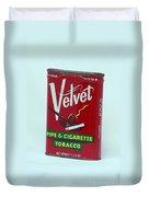Velvet Duvet Cover