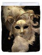 Venetian Face Mask B Duvet Cover