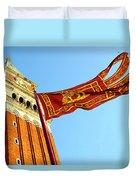 Venetian Freedom Duvet Cover