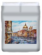 Venetian Paradise Duvet Cover
