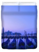 Venetian Sunrise Duvet Cover