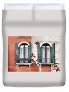 Venetian Window Duvet Cover