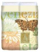 Venezia Duvet Cover by Debbie DeWitt