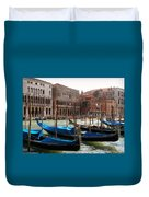 Veneziano Trasporto Duvet Cover