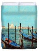 Venice Duvet Cover by Anastasiya Malakhova